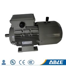 China able iec synchronous brake wire 3 phase electric motor for sale