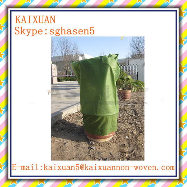 [BSCI FACTORY] Lightweight plant grow bags/non woven fabric fleece for winter/frost