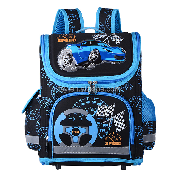 Wholesale custom lightweight eva material school bag
