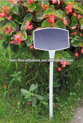 Plastic Waterproof Plant Nursery Garden Labels Tags Markers