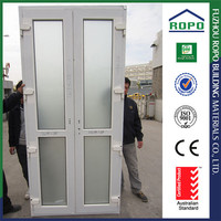 China Supplier pvc Plastic Interior Toilet Door