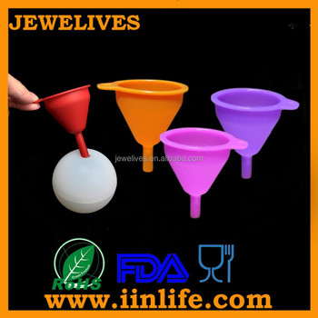 2015 sausage funnel,customized size funnel,food grade funnel