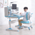 furniture kids  table  and chair  with ergonomic design school furniture adjustable student desk