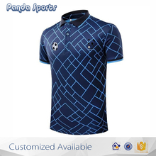 high quality comfortable customized soccer polo shirt