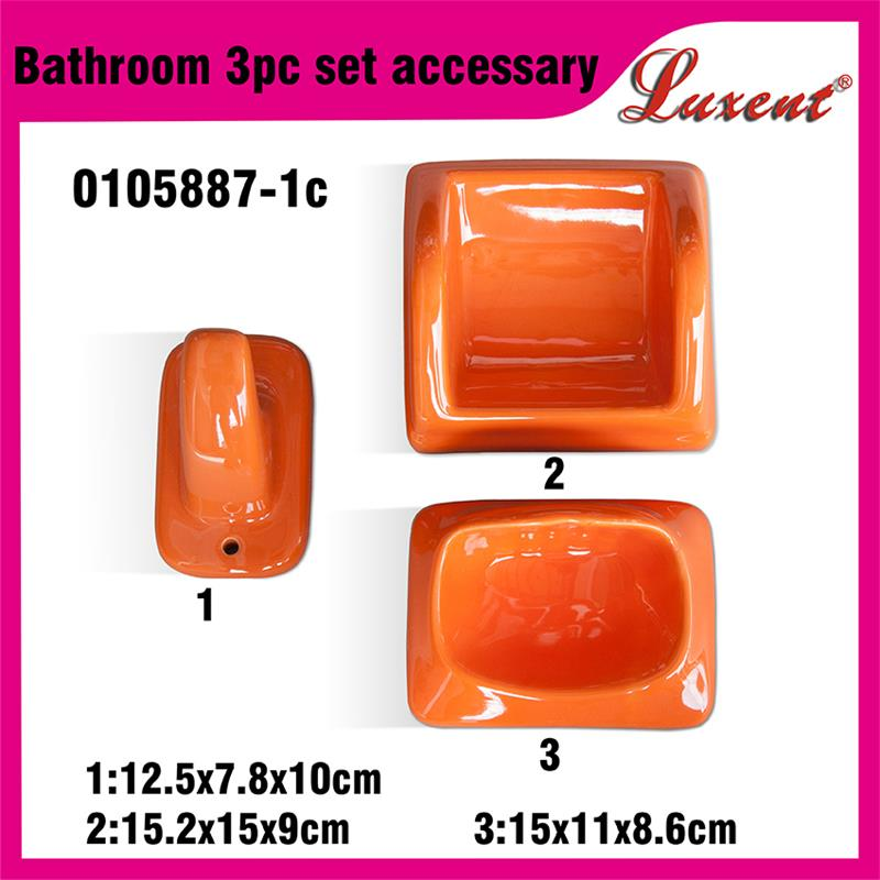 china manufacturer hot sale porcelain bath accessory wholesale with low price
