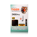Tiger Z400Pro Receiver IPTV Set Top Box, Free To Air , Free 1 year red IPTV & forever iks & 2 year zshare