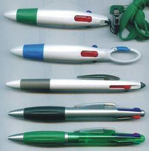 LB-01 lanyard ball point pens for promotion and advertisement