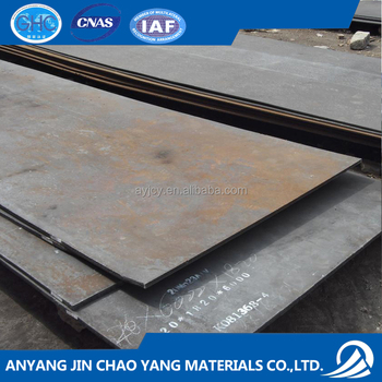 China alibaba supplier hot rolled Q355NH container corten steel