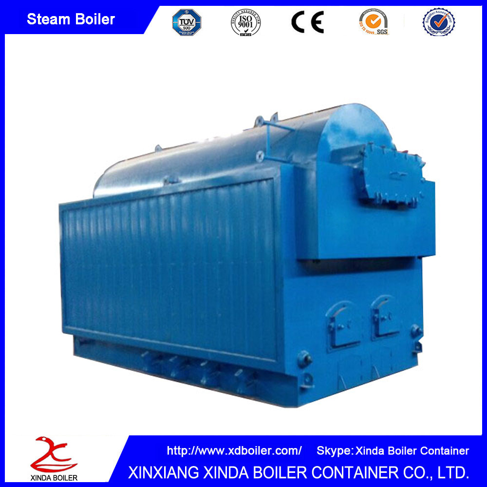 Simple Operation DZH Type Steam Boiler Sale Cheap Used for Laundry