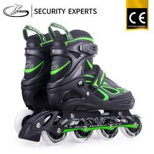 Sample Order 1 Pair China Supply Rollerskate Shoes With Flashing Led Wheels For Kids And Adults