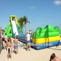 outdoor inflatable play water slide,inflatable toys