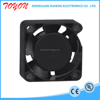 toyon dc 5v or 12v brushless axial cooling fans