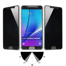 9H Privacy Anti-Spy Tempered Glass Screen Protector For Samsung Galaxy S4 S5 S6 S7 Note 3 4 5 Protective Film
