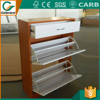 Hot sale high quality portable wood clothes closet