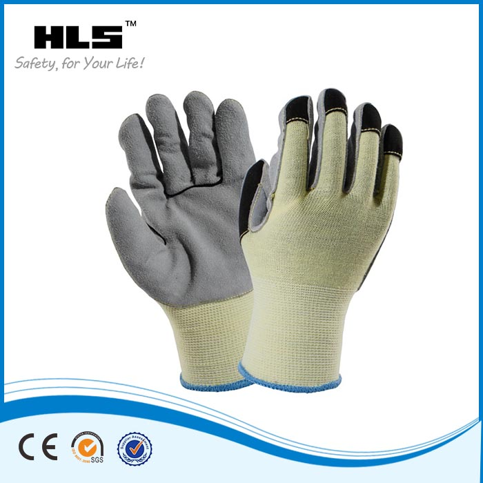 Cut resistant sleeve protective special fiber gloves anti static finger cots