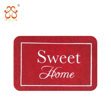 Best selling floor mat price TPR backing car carpet