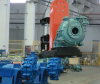 High Efficiency Centrifugal Slurry Pump, Mechanical Seal