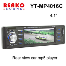 Car Radio Player bluetooth 4.1'' HD MP5 12V Car Audio Auto Steoro Car MP4 Support rear view camera Steering wheel remote control
