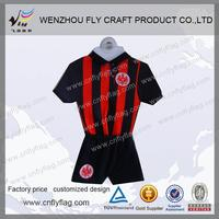 China supplier hot selling car window mini sport t shirt with sucker