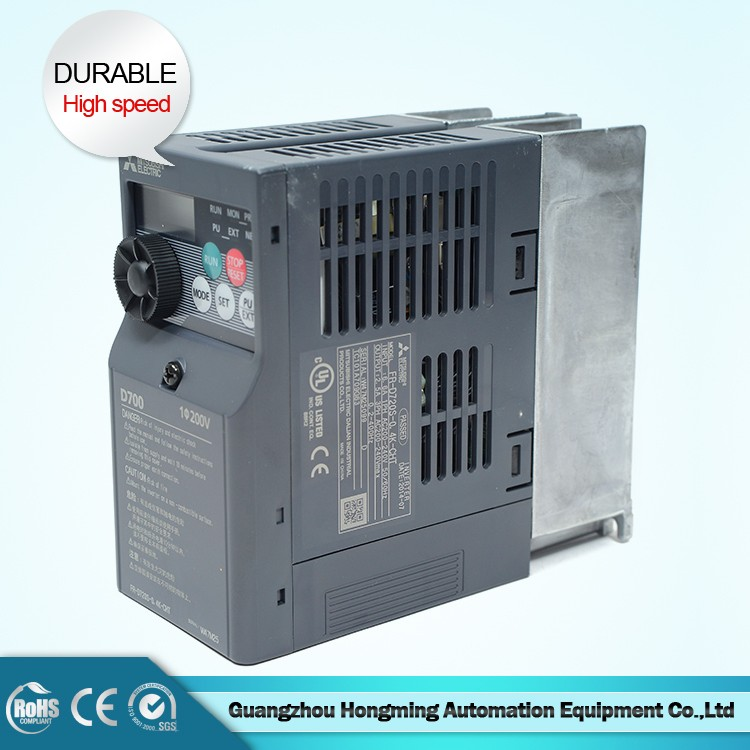 Mitsubishi E series frequency inverter FR-E720-3.7K 100% new and original with best price