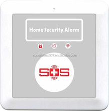 GSM SOS Call Emergency Call Alarm GSM Home Alarm for the Older Living Alone at Home