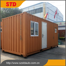 New design 20 foot house shipping container