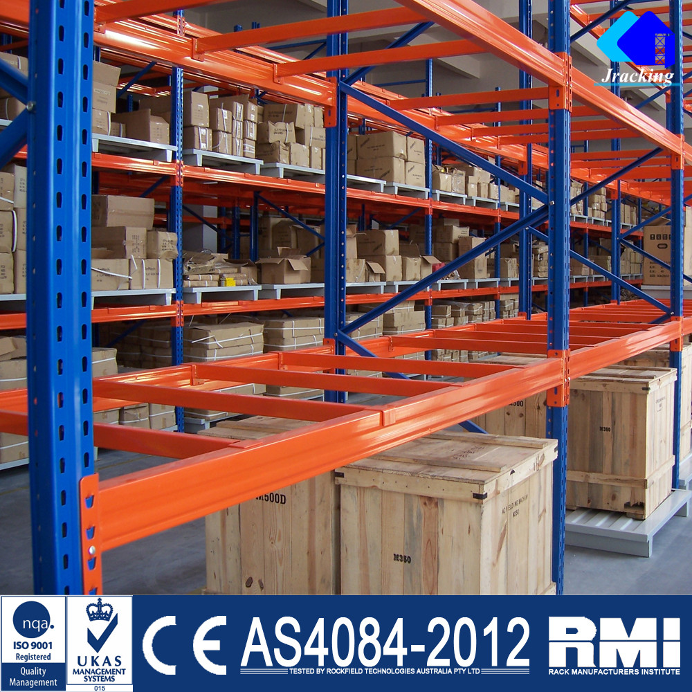 Jracking Adjustable Beam Industrial Shelving Pallet Rack