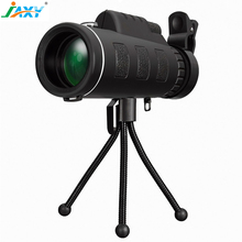Jaxy 40X60 compact digital BAK4 camera video mobile phone Monocular telescop with compass as handheld Golf scope rangefinder