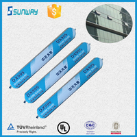 General purpose silicone sealant tube with lowest price for constructions
