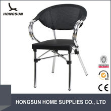 Factory price designe outdoor stainless steel chair