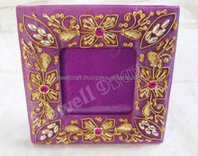 hand made photo frame design