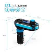 Factory Price travel bluetooth hands free car kit For phone