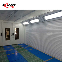 KX-SP3200D Auto Spray Booth Painting Car Baking Oven Service