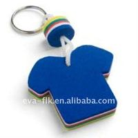 EVA promotional keychain as gift