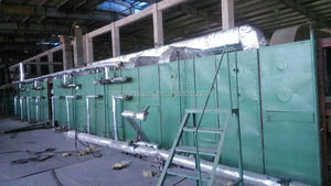 Recycled Polyester Staple Fiber Production Line(PSF, RPSF)