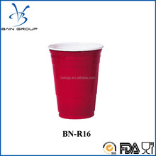 16oz Red Cup Living Mug, Plastic Solo Cup