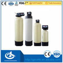 Domestic fully automatic small united standard water softener with brine tank and resin/ hard water softening plant