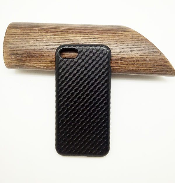 BOSHIHO Carbon Fiber Phone Cover For iPhone 7
