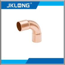 J9014 copper fitting 90 Degree Elbow, Long Street elbow, Pipe Fittings