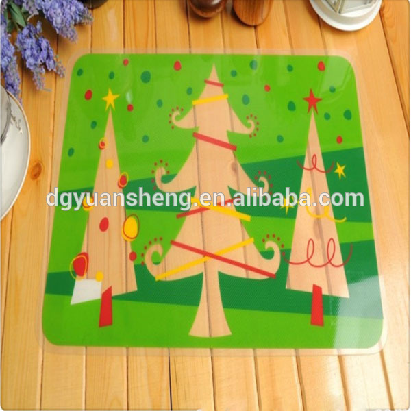 2017 New laminated table mats high quality kids table mats on sale