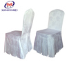 new design cheap wedding disposable polyester chair cover