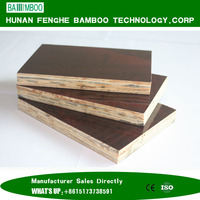 high quality black film faced plywood film faced plywood / Ply wood