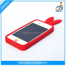 Original low price 3d silicon animal case for iphone 5c