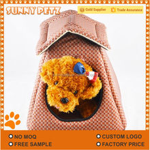 Teddy Poodle Small Dog Cat House For Pets