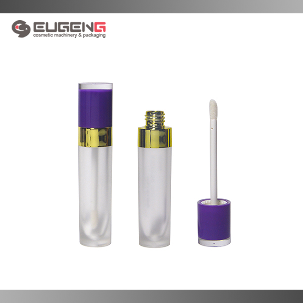 injection molding empty lip gloss containers