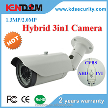 Rotating Outdoor Security Camera 1080P 2.0 Megapixel Hybrid Camera New Arrivals Auto Surveillance Cameras Launched