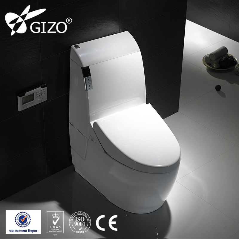 Good quality sanitary ware western brand toilet electric toilet for sale