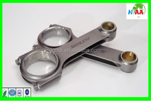 Custom made titanium alloy connecting rod forged I Beam Con rod