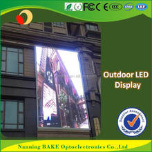 Information display and play p6 outdoor led screen