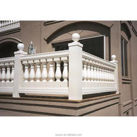 Exerior Interior Lowes Polyurethane Decorative Handrail